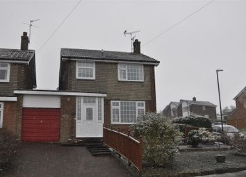 Thumbnail 3 bed link-detached house for sale in Arden Close, Glossop