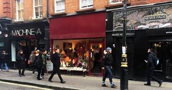 Thumbnail Retail premises to let in 15 Brewer Street, Soho, London