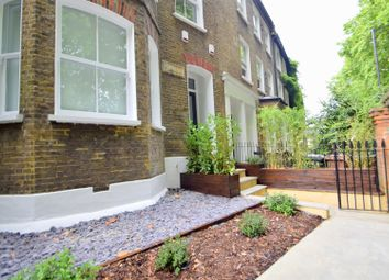 Thumbnail 3 bed flat to rent in Victoria Park Road, London