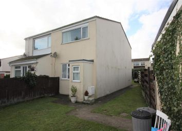 Thumbnail 2 bed semi-detached house to rent in Pendragon Crescent, Newquay