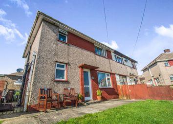 Thumbnail 3 bed semi-detached house for sale in Heol Y Mynydd, Hendreforgan, Porth