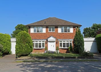 Thumbnail 4 bedroom detached house for sale in St. Georges Road, Bromley