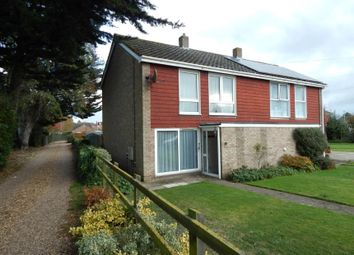 Thumbnail 3 bed semi-detached house for sale in 36 Back Lane, Wymondham, Norfolk