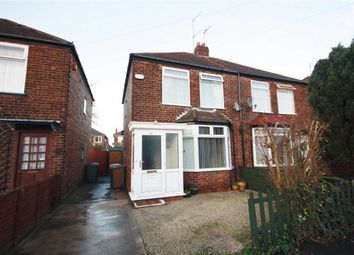 Thumbnail 2 bed semi-detached house to rent in Bon Accord Road, Hessle