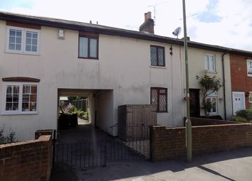 Thumbnail 2 bed terraced house for sale in Shore Road, Hythe
