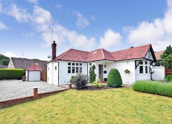 Thumbnail 2 bed detached bungalow for sale in Woodlands Drive, South Godstone, Godstone, Surrey
