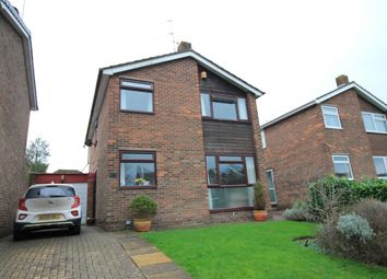 Thumbnail 4 bedroom detached house for sale in Stowey Road, Yatton, North Somerset