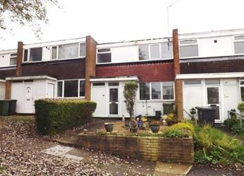 Thumbnail 3 bed terraced house for sale in Reyde Close, Webheath, Redditch, Worcestershire