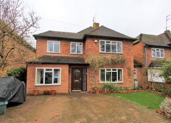 4 bed detached house for sale in Lincoln Drive, Pyrford, Woking GU22
