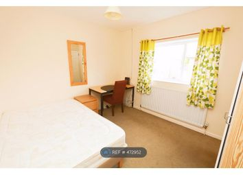 Thumbnail 6 bed flat to rent in Gracedieu Road, Loughborough