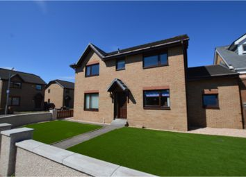 4 bed detached house for sale in Lindsaybeg Road, Glasgow G69