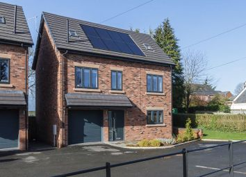 Thumbnail 4 bed detached house for sale in London Road, Woore, Crewe