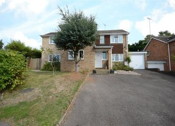 Thumbnail 5 bed detached house for sale in Long Mickle, Sandhurst, Berkshire