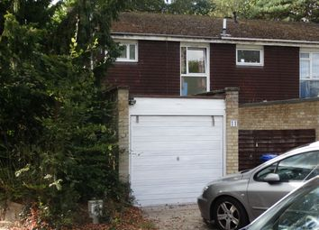 Thumbnail 3 bed end terrace house to rent in Stanton Drive, Fleet