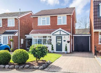 Thumbnail 3 bed detached house for sale in Mease Avenue, Burntwood