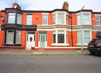 Thumbnail 4 bed terraced house for sale in Lumley Street, Garston, Liverpool