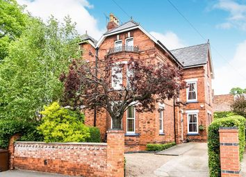 Thumbnail 5 bedroom semi-detached house for sale in West Parade, Lincoln