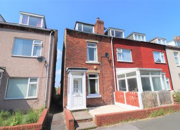 Thumbnail 3 bed end terrace house for sale in Bentinck Road, Shuttlewood, Chesterfield
