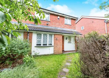 Thumbnail 2 bedroom end terrace house for sale in Titford Lane, Rowley Regis