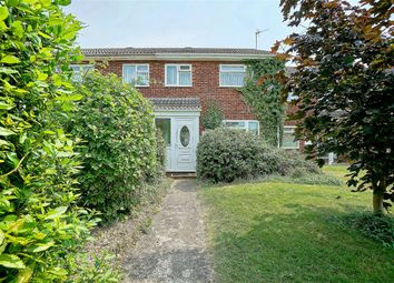 Thumbnail 3 bed terraced house for sale in School Road, Earith, Huntingdon, Cambridgeshire