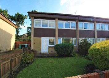 Thumbnail 3 bed end terrace house for sale in Coldstream Crescent, Wishaw