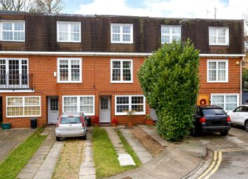 Thumbnail 4 bed terraced house for sale in Thaxted Place, London
