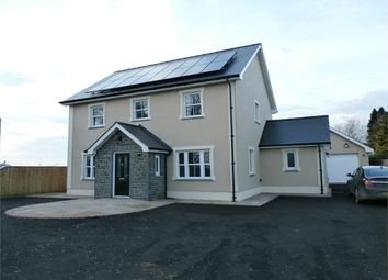 Thumbnail 6 bed detached house for sale in New Build At, Llanddarog, Carmarthen