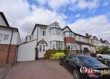 Thumbnail 3 bed semi-detached house for sale in Weymoor Road, Birmingham, West Midlands.