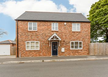 Thumbnail 3 bed detached house for sale in Wood Lane, Driffield, East Riding Of Yorkshire