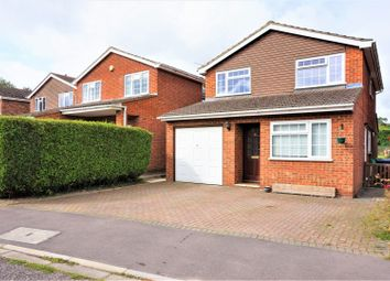 Thumbnail 4 bed detached house for sale in Gurneys Meadow, Holmer Green, High Wycombe