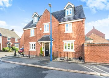 Thumbnail 5 bedroom detached house for sale in Severn Rise, Rowley Regis