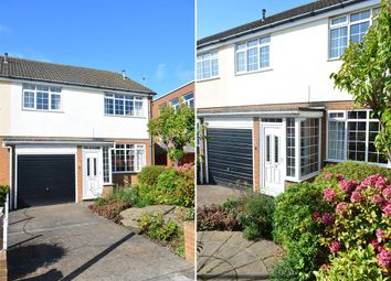 Thumbnail 3 bedroom semi-detached house for sale in St James Road, South Shore, Blackpool