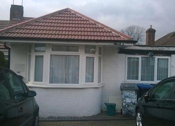 Thumbnail 3 bedroom bungalow to rent in Chaplin Road, Wembley / Sudbury Town