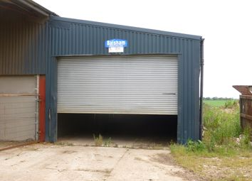 Thumbnail Light industrial to let in Church Road, Great Yeldham, Halstead