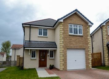 Thumbnail 3 bed detached house for sale in Wallace Drive, Crossgates