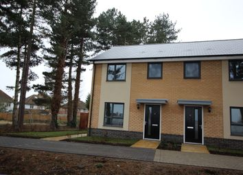 Thumbnail 3 bed semi-detached house to rent in Kirby Drive, Colchester