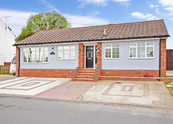 Thumbnail 3 bed bungalow for sale in Stoke Road, Hoo, Rochester, Kent