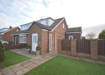 Thumbnail 4 bed semi-detached bungalow for sale in Harford Road, Cayton, Scarborough