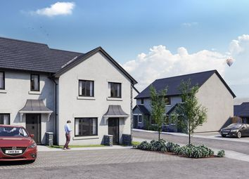 Thumbnail 3 bed end terrace house for sale in Hoggan Park, Brecon, Brecon