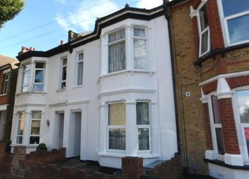 Thumbnail 3 bed terraced house for sale in Glenmore Street, Southend-On-Sea