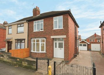 Thumbnail 3 bed semi-detached house for sale in Ingram Road, Bulwell, Nottingham