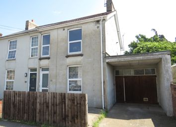 Thumbnail 2 bed semi-detached house for sale in Brunswick Road, Ipswich
