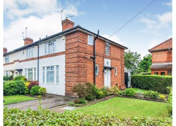 3 bed end terrace house for sale in Mapleton Road, Birmingham B28