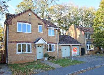 Thumbnail 4 bed detached house for sale in Foxfield Way, Oakham