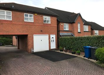 Thumbnail 1 bedroom flat for sale in Gullick Way, Burntwood