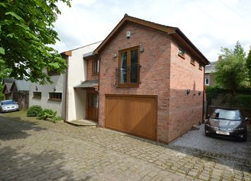 Thumbnail 3 bed detached house for sale in The Coach House 18A, Rear Church Lane, Whitefield, Manchester