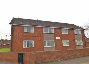 Thumbnail 2 bed flat for sale in Warkworth Court, Ellesmere Port