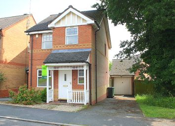 Thumbnail 3 bed link-detached house to rent in Ambergate Close, Brockhill, Redditch