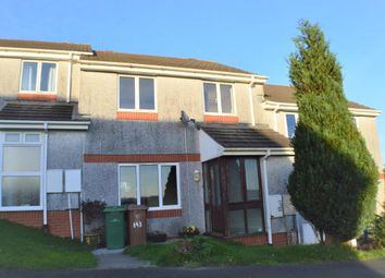 Thumbnail 3 bed terraced house to rent in Coombe Way, Plymouth