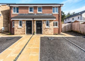 Thumbnail 2 bedroom semi-detached house for sale in Morris Drive, Pentrechwyth, Swansea